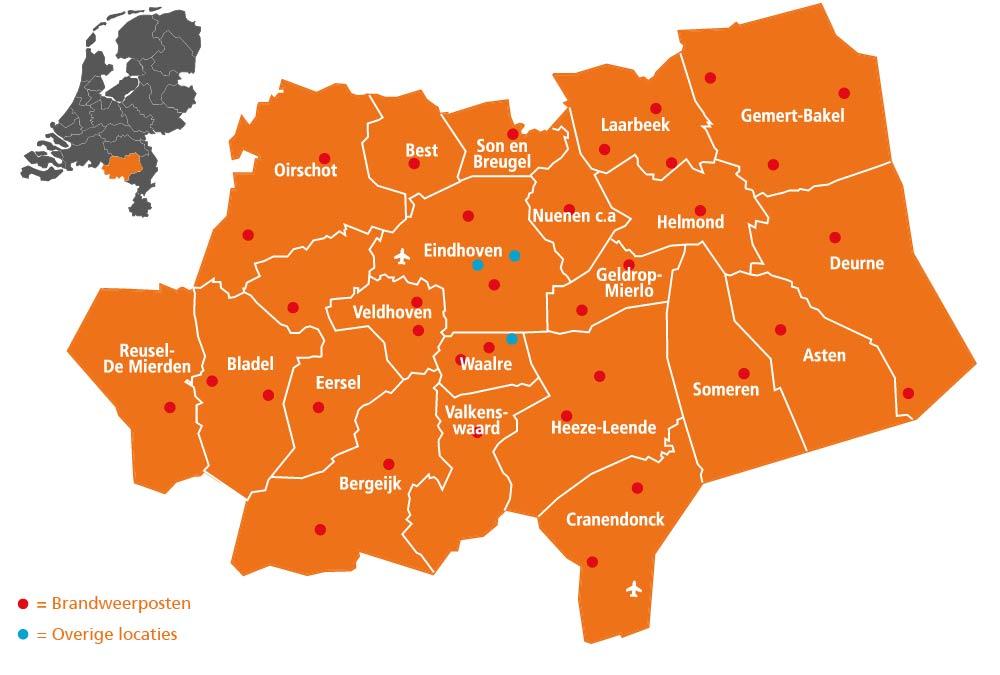 Onze regio - VRBZO