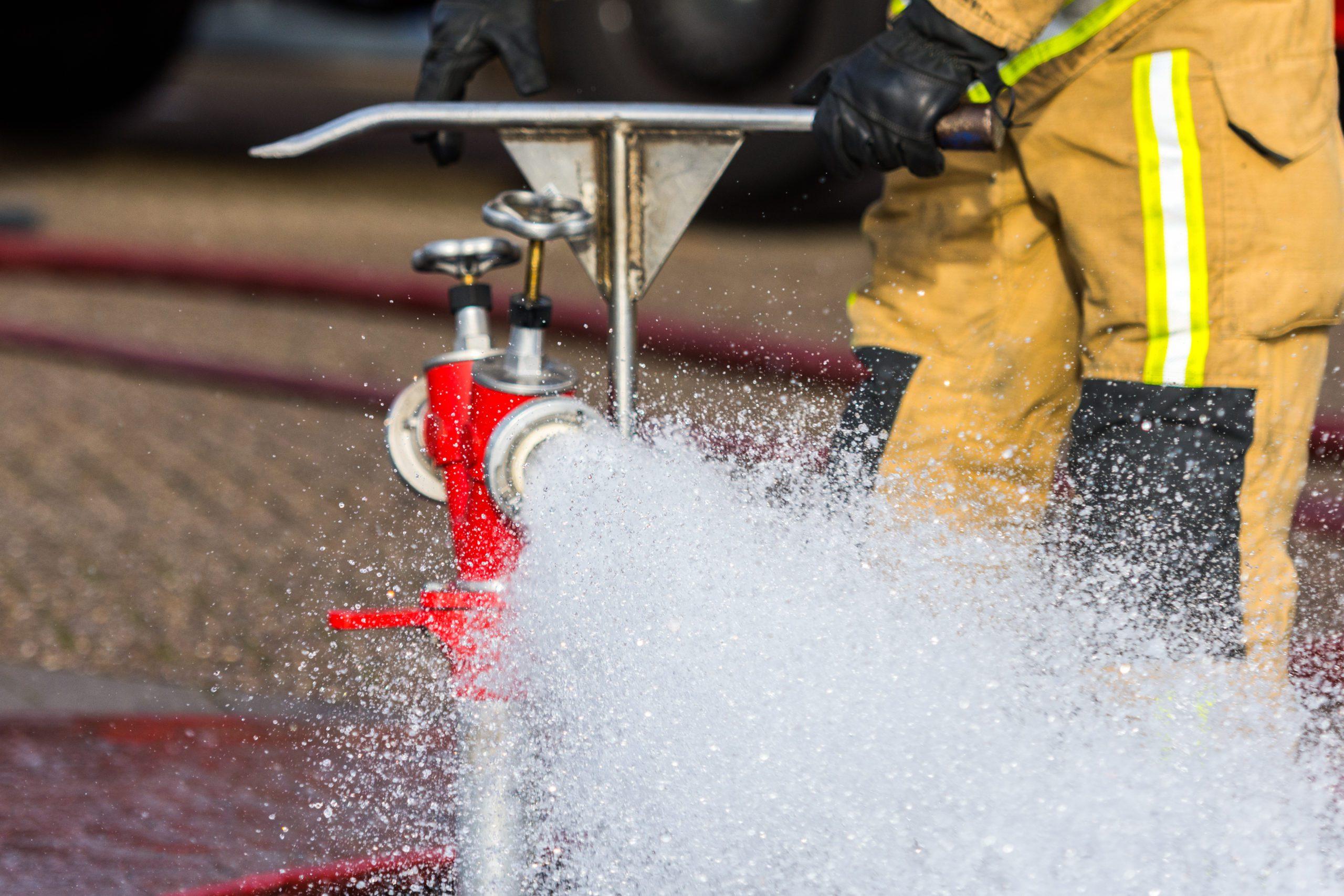 Bedrijfsbrandweer toezicht - VRBZO